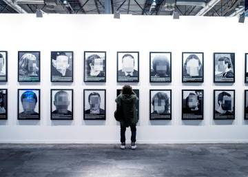 Freedom of expression at Spain's art fair ARCO