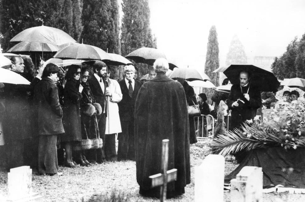 Funeral de Charlie Chaplin
