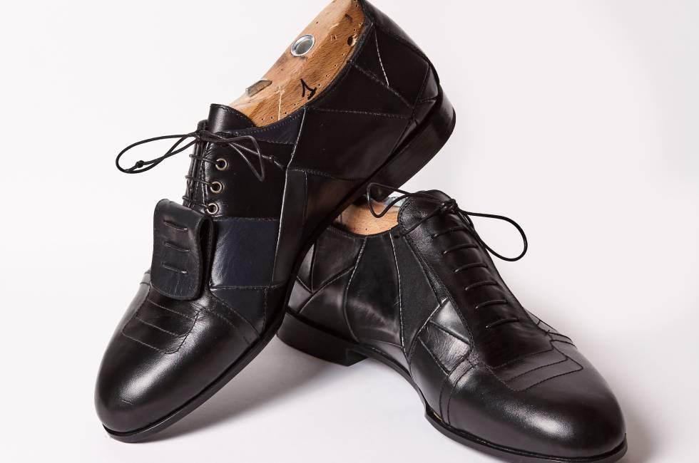 los zapatos españoles que se han fabricado con 100 piezas icon