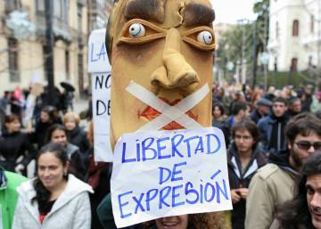 Amnesty report slams Spanish government for restricting freedom of expression