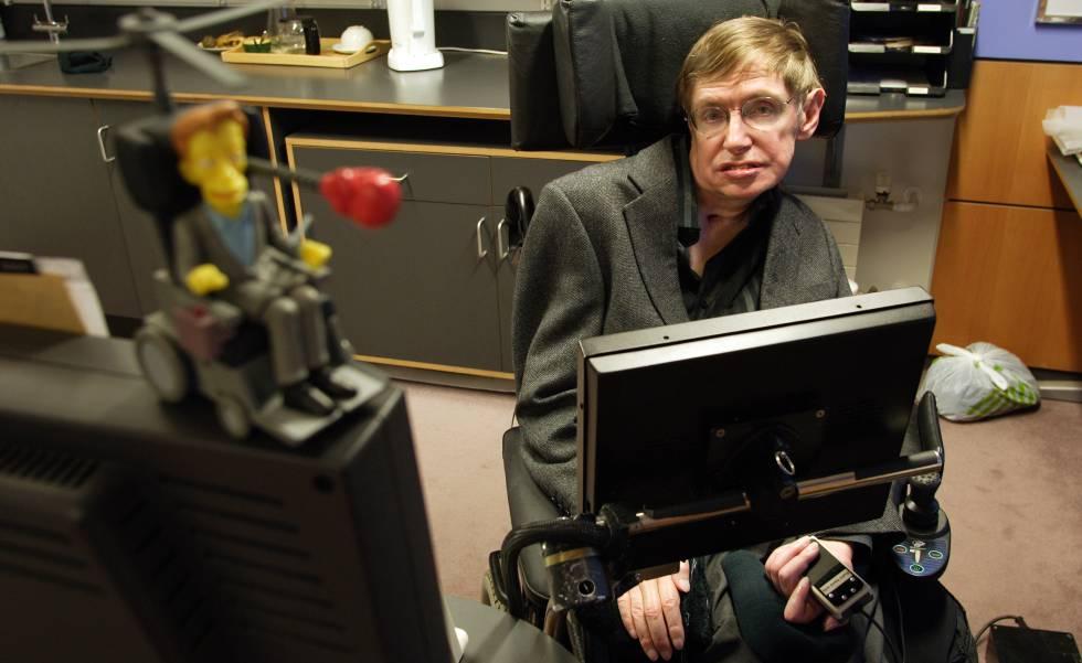 Quien Fue Stephen Hawking Cinco Libros Para Entender Sus Ideas Escaparate El Pais