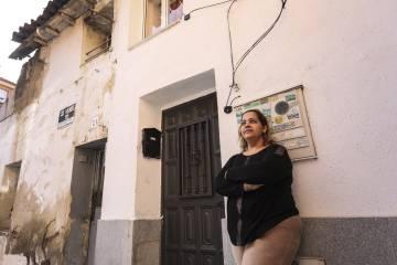 Shakira Zhoe, en su casa.