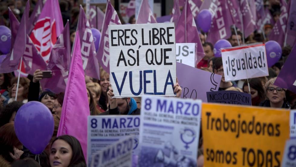 Igualdad Machismo Y Feminismo Opinión El País