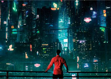Serie ICON recomendada: 'Altered Carbon', en Netflix