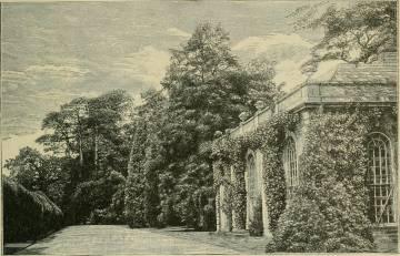 Para el jardinero William Robinson, autor del influyente libro 'The English flower garden...' (1906), las plantas debían trepar por las paredes de los edificios.