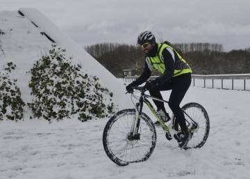 "In pictures | The ""Beast from the East"" hits Spain"