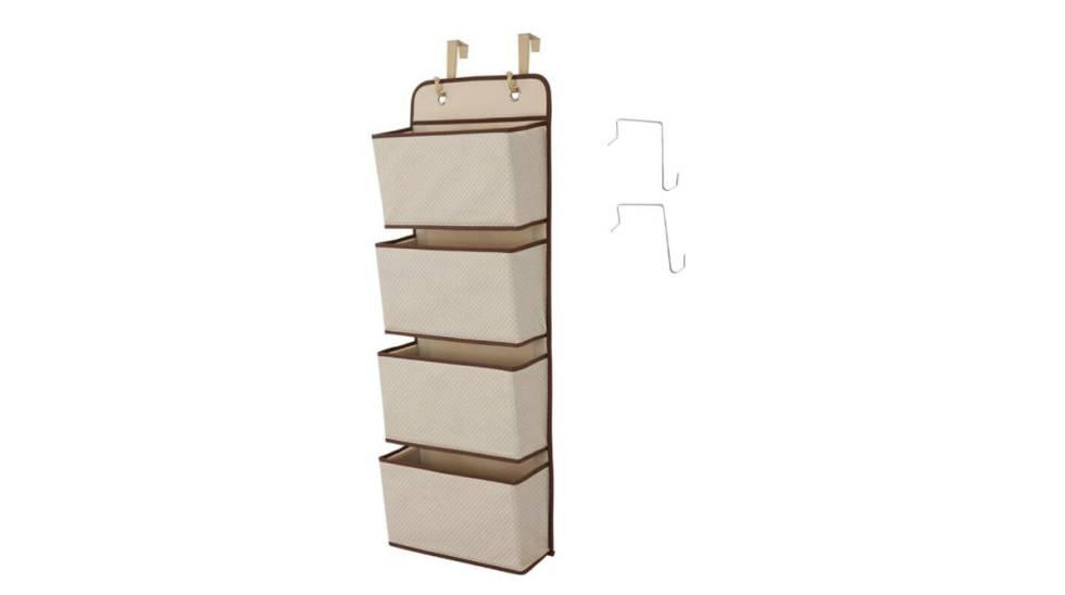 Las mejores ofertas en art culos para organizar tu armario for Ganchos para colgar en las puertas