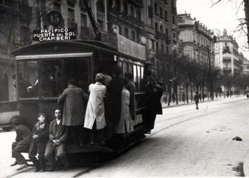 Madrid's forgotten trams
