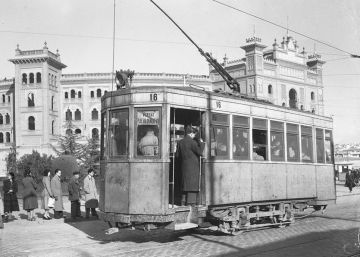 Remembering Madrid's golden age of trams