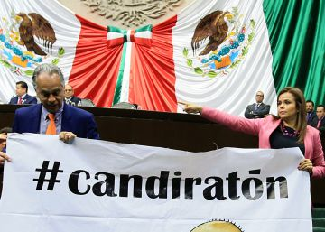 The distorted online networks of Mexico's election campaign