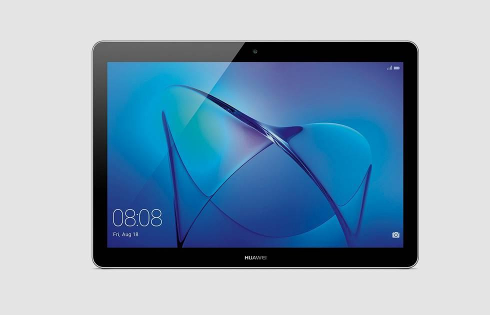 Huawei Mediapad T3 es la tableta más demandada en Amazon.es.
