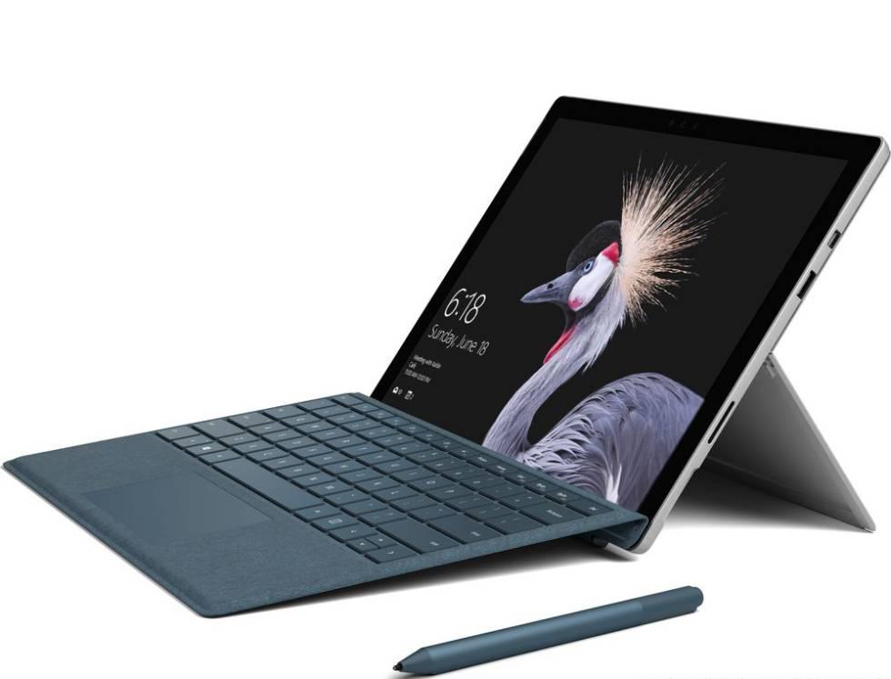 d5e8b46a0ce6 Diez motivos por los que necesitas el nuevo Surface Pro | ICON | EL PAÍS