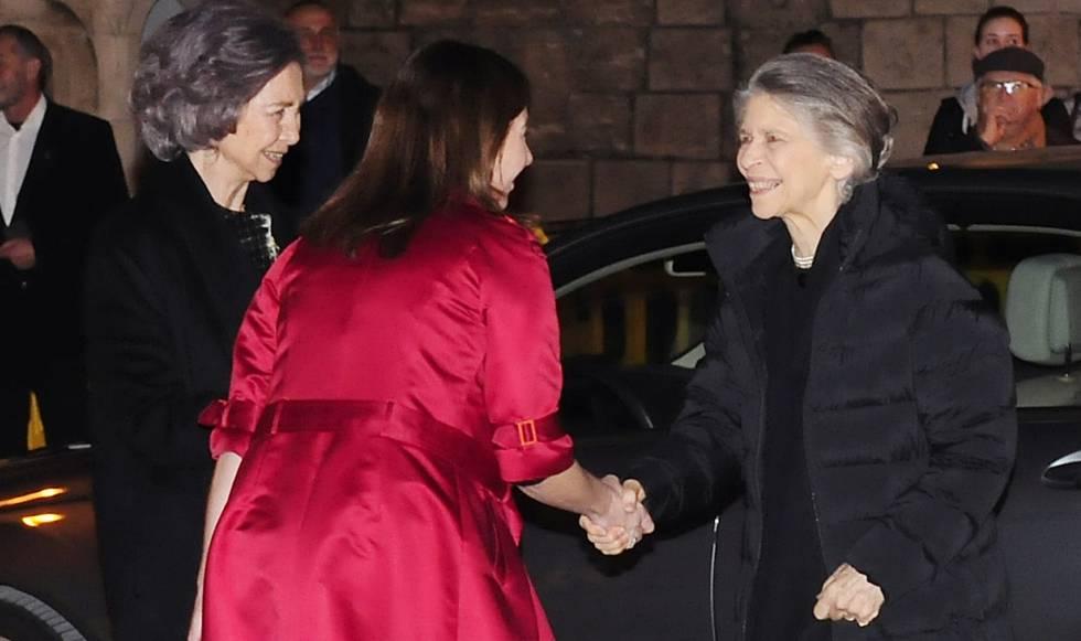 Irene de Grecia, la tía más singular del Rey Felipe, ya es española ...