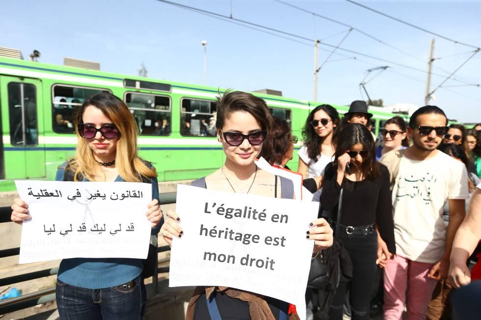 Mujeres registradas: