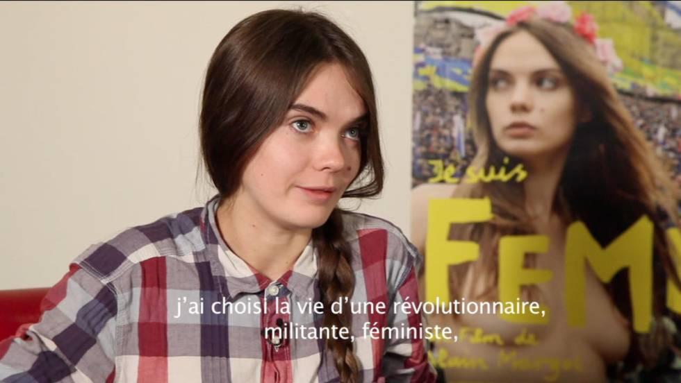 Una vida dedicada al feminismo: hablamos con Oxana Shachko, fundadora de Femen