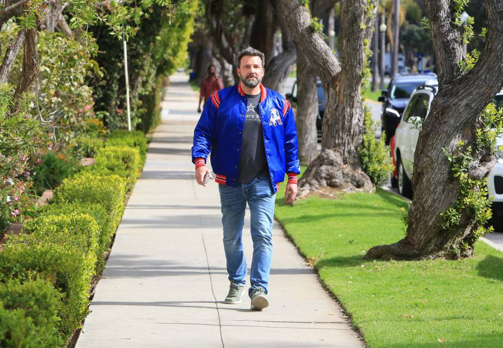 Ben Affleck, el 19 de marzo en Los Ángeles.