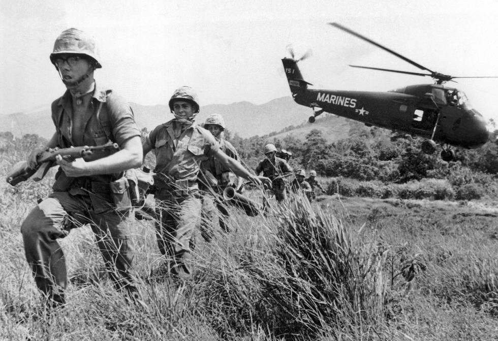 El eterno retorno de la guerra de Vietnam