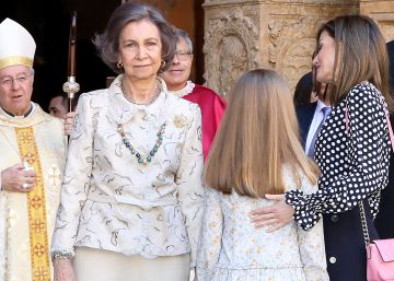 How the relationship between the two queens of Spain started to sour