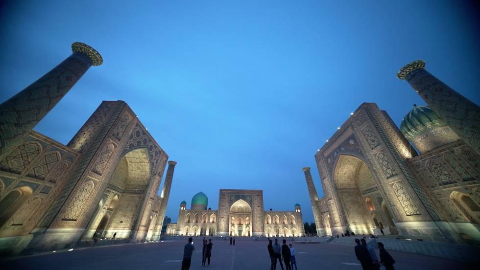 De samarkanda a tombuct blog paco nadal el pa s for Samarkanda el tenedor
