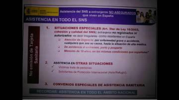Denuncian la exclusión sanitaria a menores y embarazadas en Madrid
