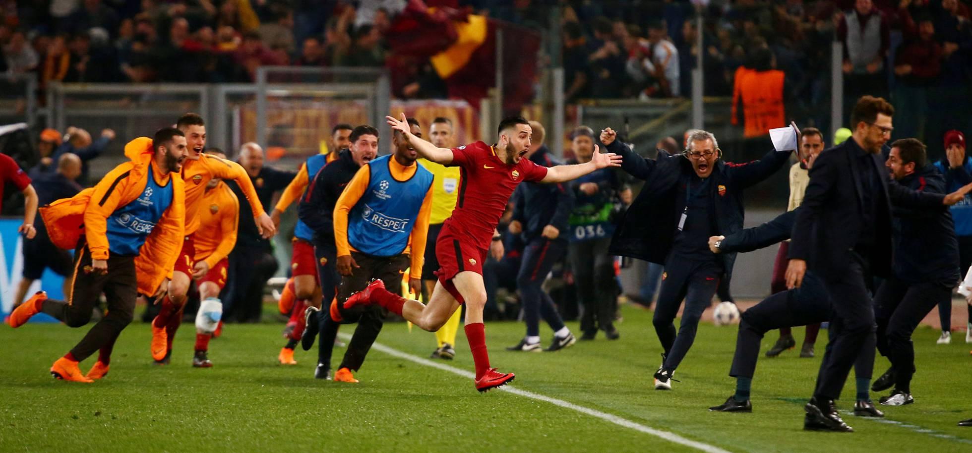 Resultado de imagen para roma barcelona
