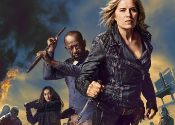 'Fear the Walking Dead' se reinventa con nuevos personajes