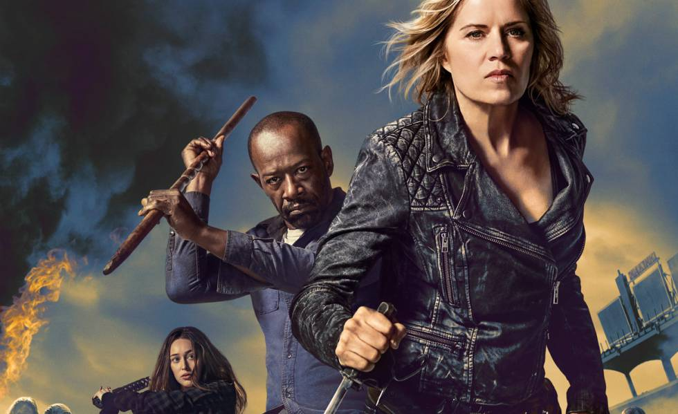 Fotos: \'Fear the Walking Dead\' se reinventa con nuevos personajes ...