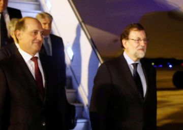 With official visit to Argentina, Spanish PM turns page on Kirchner era
