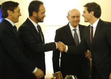 Spain expands anti-jihadism pact to main opposition parties