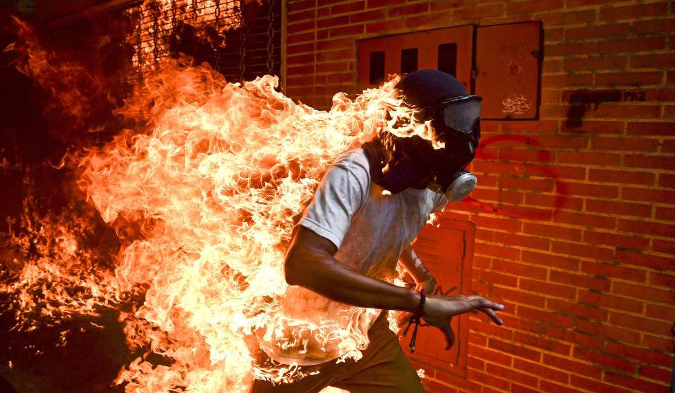 Fotos Las Imágenes Ganadoras Del World Press Photo 2018 Cultura