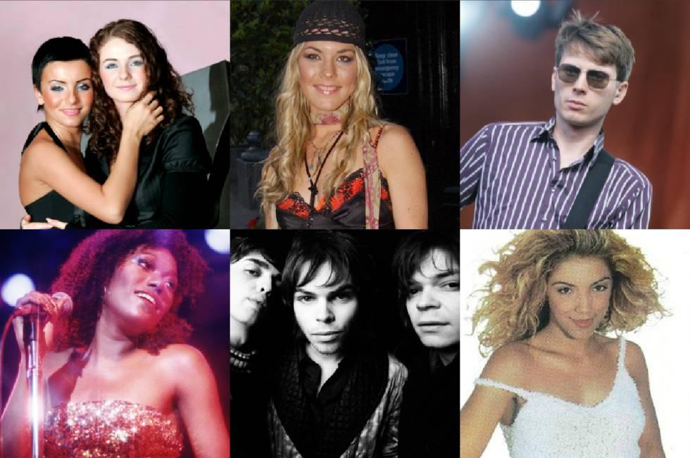 Así han acabado estos 26 artistas que arrasaron con una única canción (II) 890675c972a