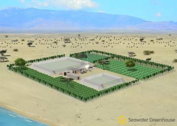 Diseño por ordenador del proyecto de Somaliland.
