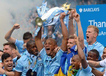 El Manchester City de Guardiola conquista la Premier League