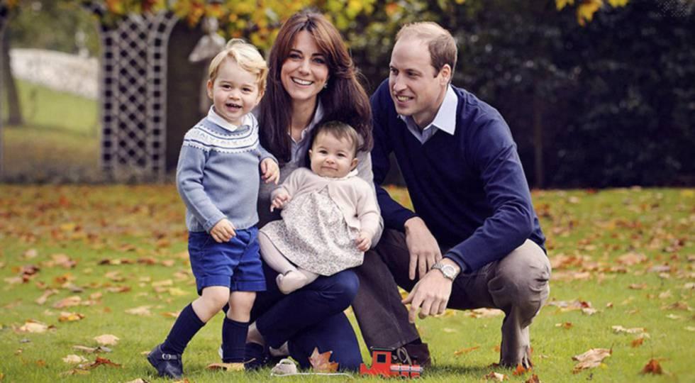 05e9b0810f Fotos  La vida familiar de los duques de Cambridge