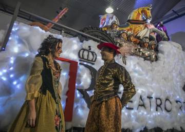 Madrid ramps up security for Three Kings parades