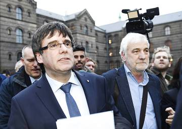 Spain hands Germany new proof to support rebellion charge against Puigdemont