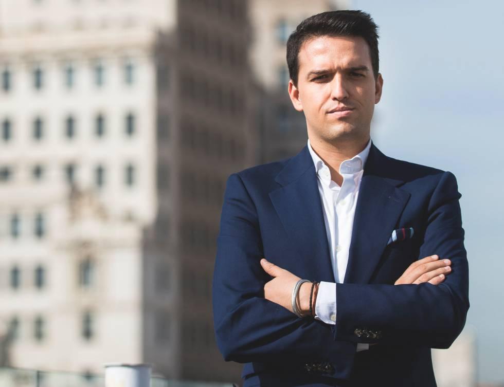 Yeyo Ballesteros, responsable de comunicación de Room Mate Hoteles y experto en marketing con 'influencers'.