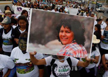 Honduras aguarda la polémica sentencia sobre los asesinos de Berta Cáceres