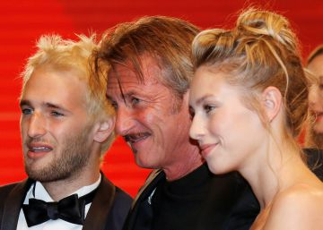 Hopper, el 'niño terrible' de Sean Penn y Robin Wright