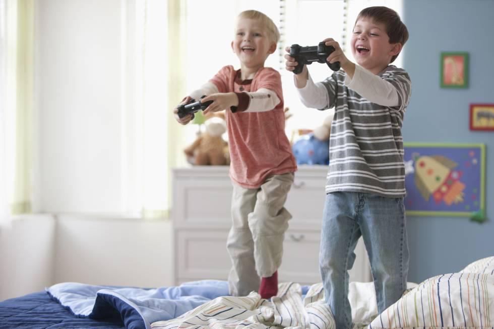 Cuanto Como Y Cuando Debe Jugar Tu Hijo A Videojuegos Segun La