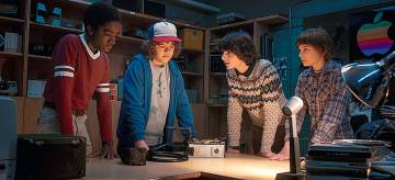 Fotograma de 'Stranger Things'.