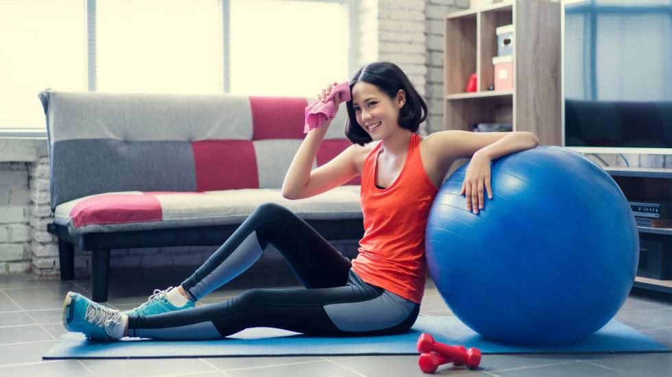 Todo lo que necesitas para ponerte en forma sin tener que ir al gimnasio
