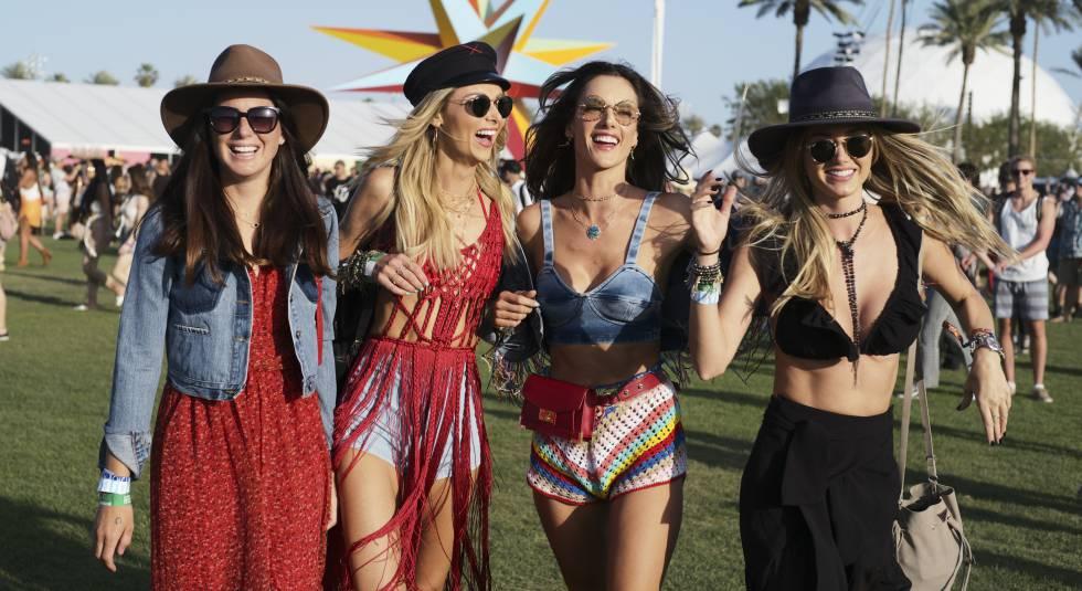 Festivales de música: las nuevas semanas de la moda