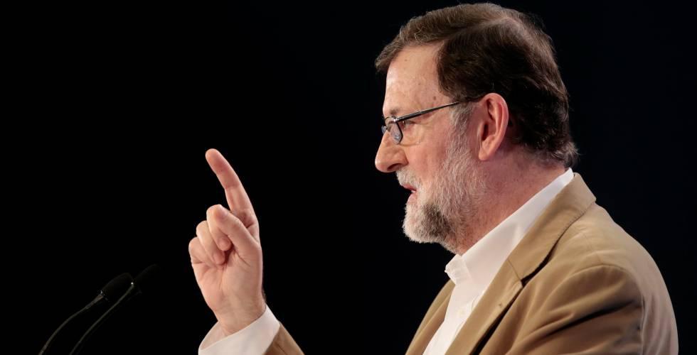 Mariano Rajoy, presidente de Gobierno