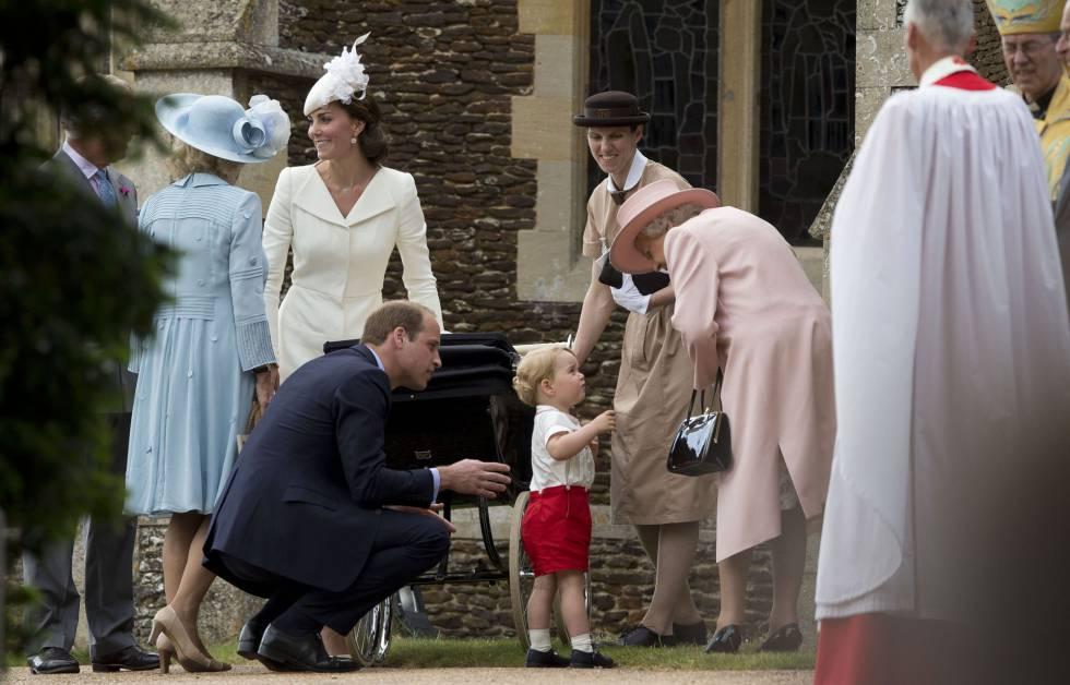 "Prince Louis Arthur Charles: The Spanish ""supernanny"" who"