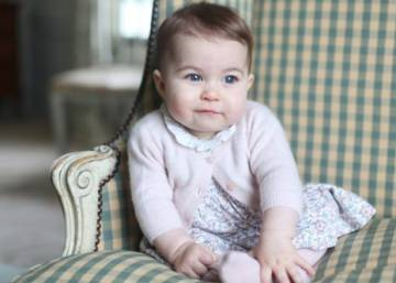 Princess Charlotte: an icon of Spanish children's fashion