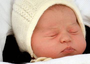 Princess Charlotte's baby clothes were made in Spain