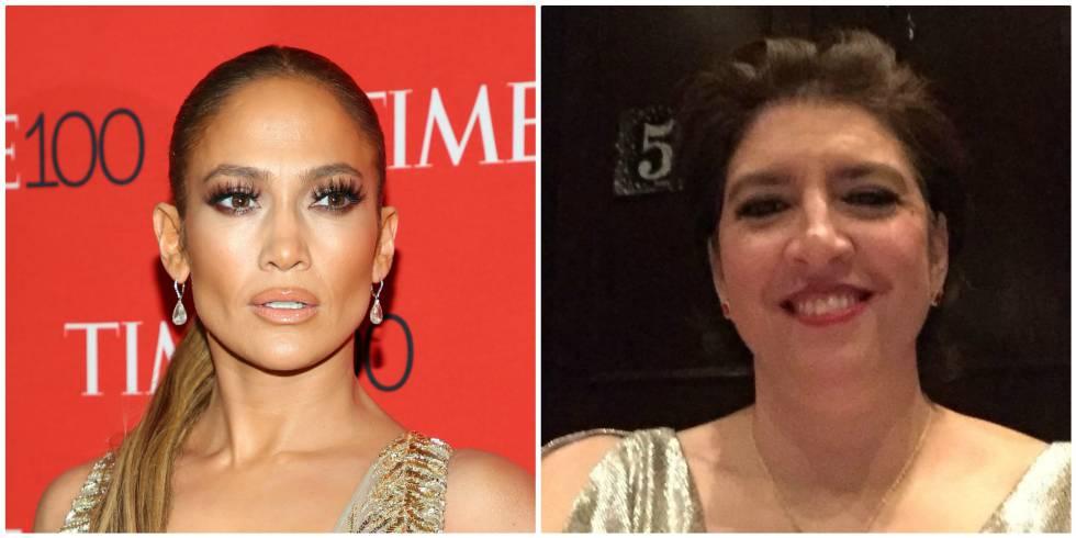 Leslie Scholl La Hermana Desconocida De Jennifer Lopez Gente Y