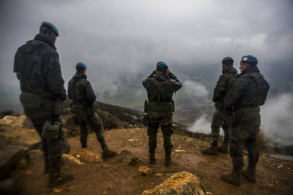 0d3af5e9 Reportaje: Cascos azules: en tierra de nadie | EL PAÍS Semanal