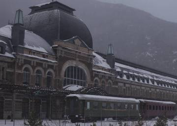 The Spanish train station that became a hub for Nazis, gold and spies
